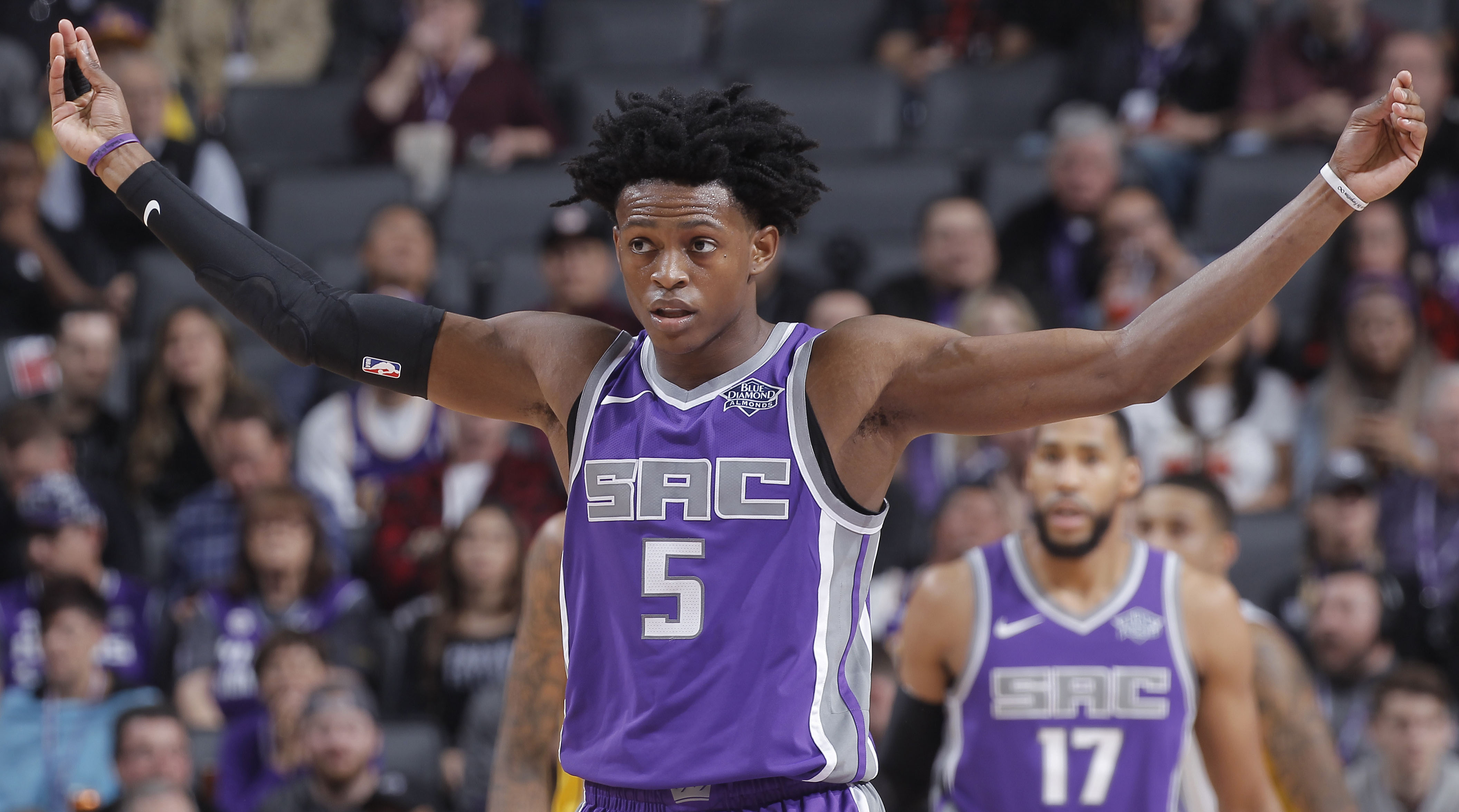 De'Aaron Fox Q&A: This Kings Rookie Is Creating a YouTube ...